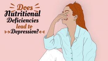 Do Nutritional Deficiencies lead to Depression
