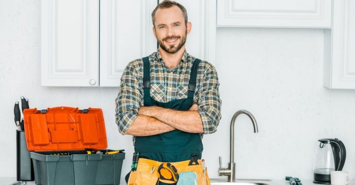 What do professional plumbers do?
