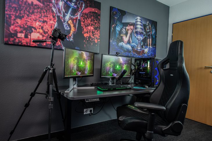 Tips for People Setting Up Their Gaming Room